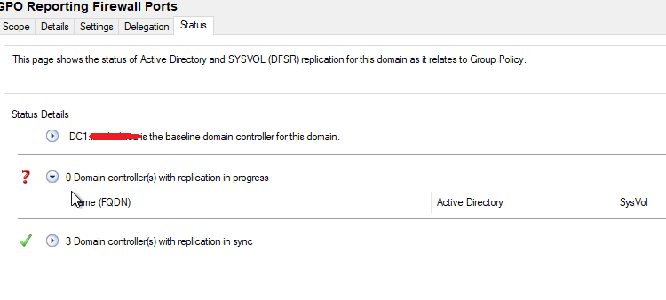 How to Fix GPO Sysvol Permissions Error – raytechnote com